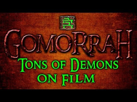 DEMONS ~ TONS of DEMONS at Ancient Ruins of Sodom & Gomorrah