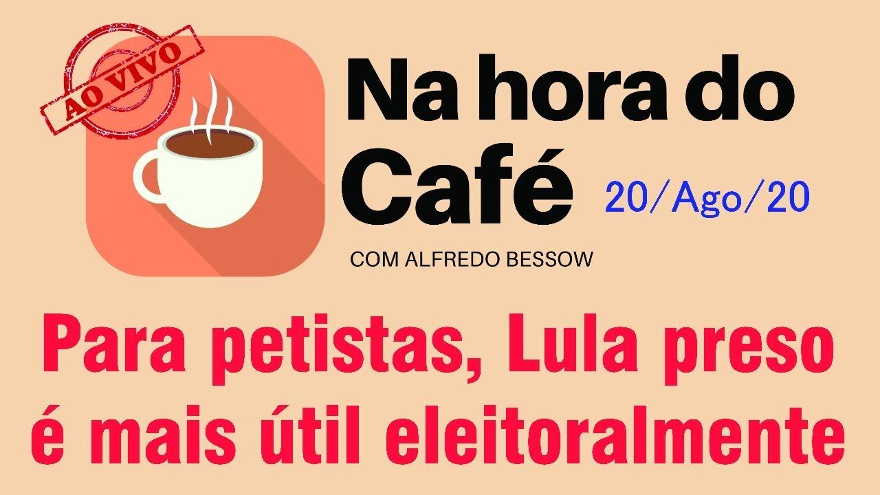 """Na hora do café - Lula virou um """"estorvo"""" para a esquerda"""