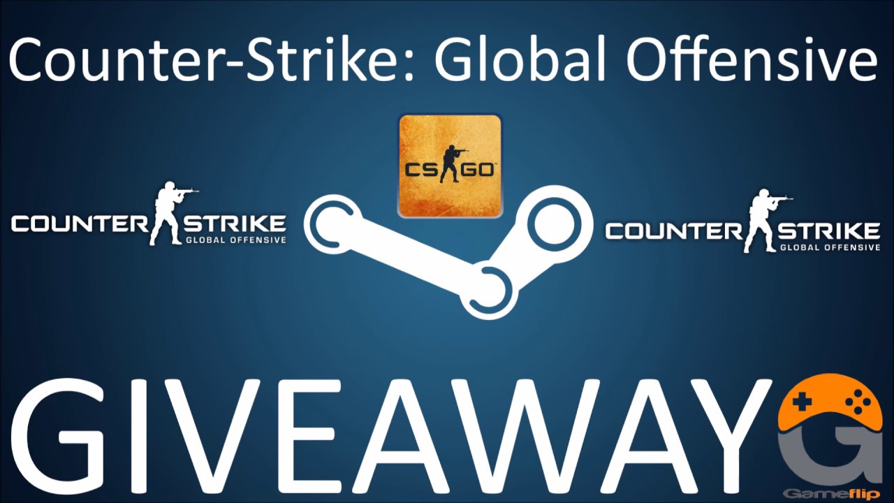 Counter-Strike: Global Offensive (CSGO) GIVEAWAY