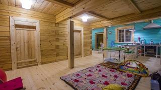 видео Как и из чего дешевле всего строить дом своими руками: обзор вариантов
