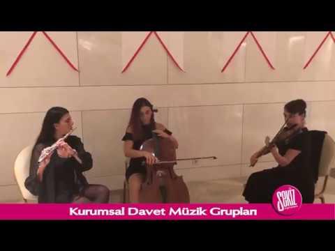 Kurumsal Davet & Düğün Trio Müzik Ekipleri - Sekiz Müzik Organizasyon