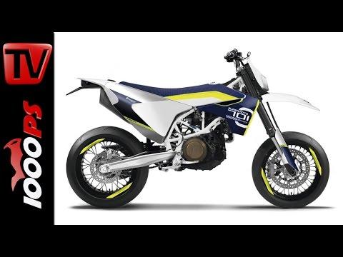 Österreichpremiere Husqvarna 701 Supermoto | Biker-S-World 2015
