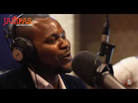 Senzo Khumalo Talks Being Nominated on Crown Gospel Music Awards, Jampas With Zola And Lihle