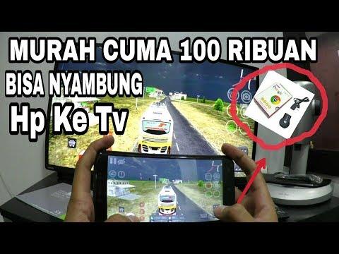 TERBARU!! CARA NYAMBUNGIN HP KE TV