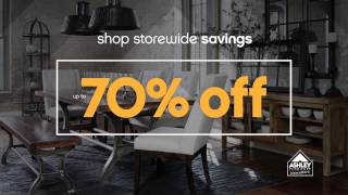 Ashley Furniture HomeStore's National Sale & Clearance