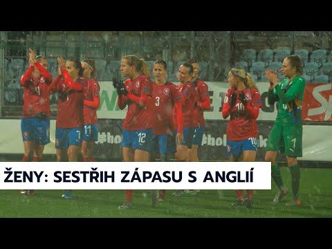 Ženy A | Sestřih zápasu s Anglií