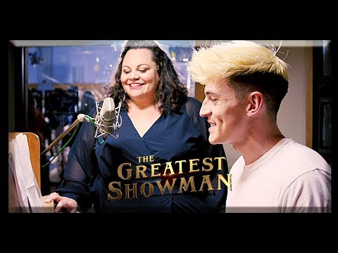 The Greatest Showman | 'This Is Me' - Piano Cover ft. Keala Settle + Hugh Jackman interview