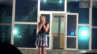 Екатерина Васильева - Ты моё счастье (live) 25.08.2013