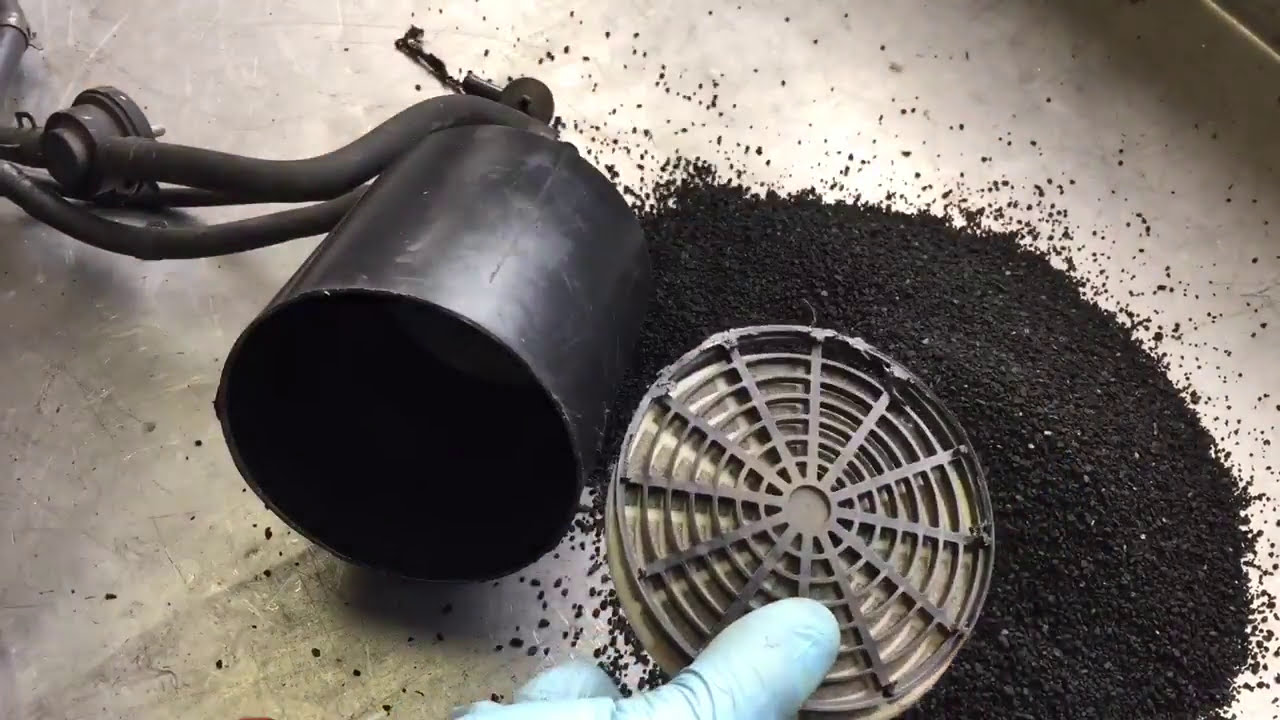 Charcoal Canister Disassemble - Daily Driver Vlog 7/27/17  Busaru 01:54 HD