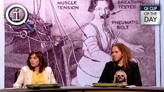 QI | What Is This Woman Doing?