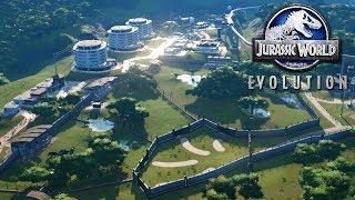 THE PERFECT PARK!!! - Jurassic World Evolution FULL PLAYTHROUGH   Ep44 HD