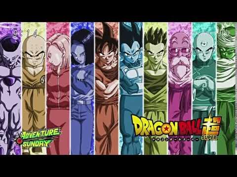 Dragon ball super RINGTONE