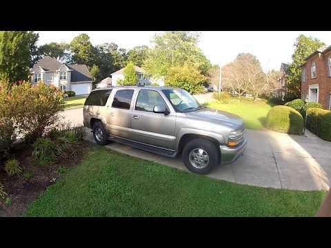 2002 Chevrolet suburban Lt owner review test drive walkaround