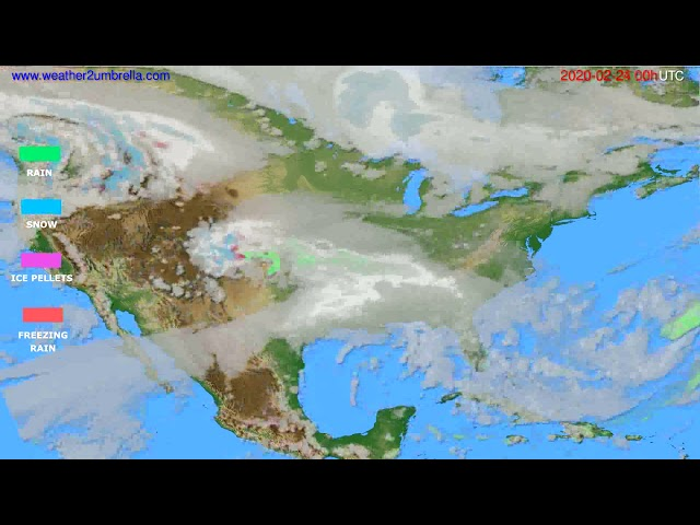 <span class='as_h2'><a href='https://webtv.eklogika.gr/precipitation-forecast-usa-amp-canada-modelrun-00h-utc-2020-02-23' target='_blank' title='Precipitation forecast USA & Canada // modelrun: 00h UTC 2020-02-23'>Precipitation forecast USA & Canada // modelrun: 00h UTC 2020-02-23</a></span>