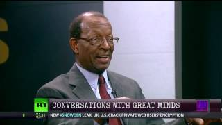 Conversations with Great Minds - Dr. Ron Daniels - How to have a multi-racial democracy?