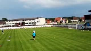 Nelson Pereira - Sporting Clube de Portugal - Goalkeeper training - GK PAST
