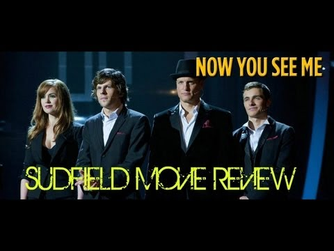 now you see me movie review by bryan sudfield youtube. Black Bedroom Furniture Sets. Home Design Ideas