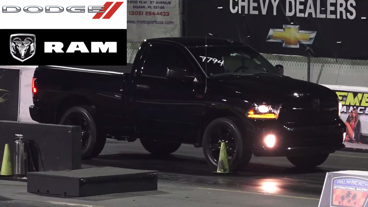2013 dodge ram 1500 rt 5 7l hemi 1 4 mile youtube. Black Bedroom Furniture Sets. Home Design Ideas