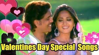 Valentines Day Special Songs Neekai Nenu Nagarjuna, Anushka