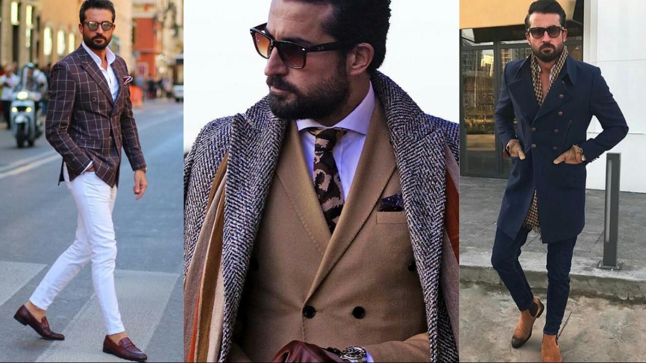 Moda Para Hombres Outfits Elegantes Chicos Cómo Vestir Estilo Elegante Fashion Street Style Man