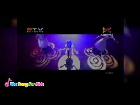 Kupu Kupu - Dian ( Anak di atas rata rata) - The Song For Kids Official