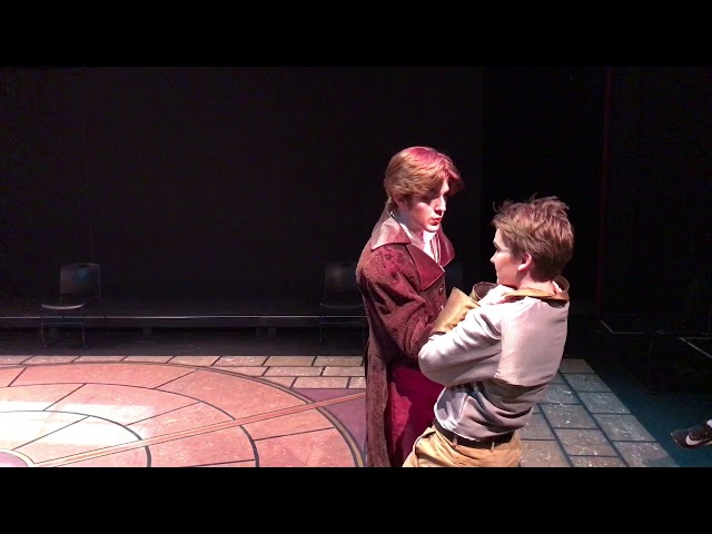 """Camas Theatre Presents: """"Macbeth"""""""