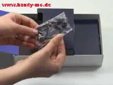 Sony-Ericsson Xperia X1 Test Erster Eindruck