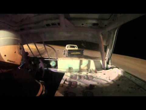 mini truck MAIN EVENT 9 13 14 madras speedway