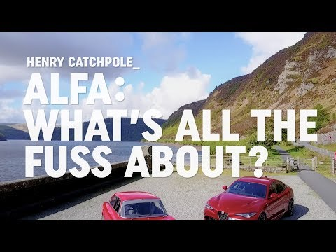 Alfa Romeo: what's all the fuss about?