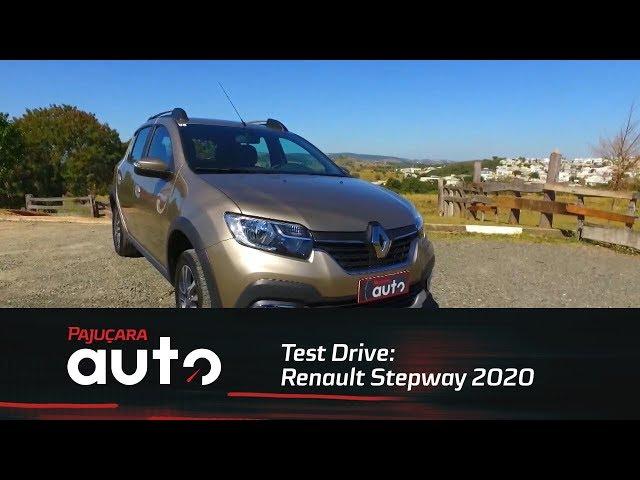 Test Drive: RenaultStepway 2020