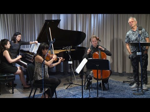 Jan Vogler, Bill Murray and Friends Perform Woman in the WQXR Studio