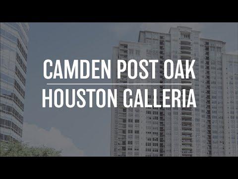 Houston Apartment Tour - Camden Post Oak