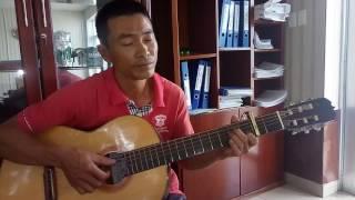Xin Con Goi Ten Nhau (Truong Sa) Guitar cover