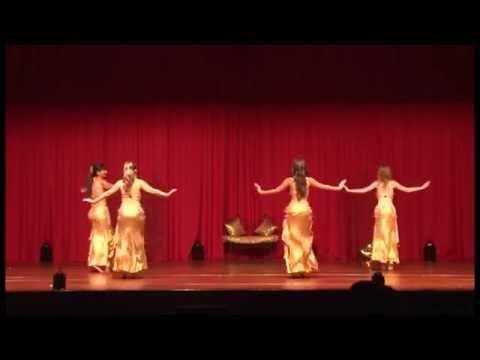 Danse orientale-Les filles du soleil.