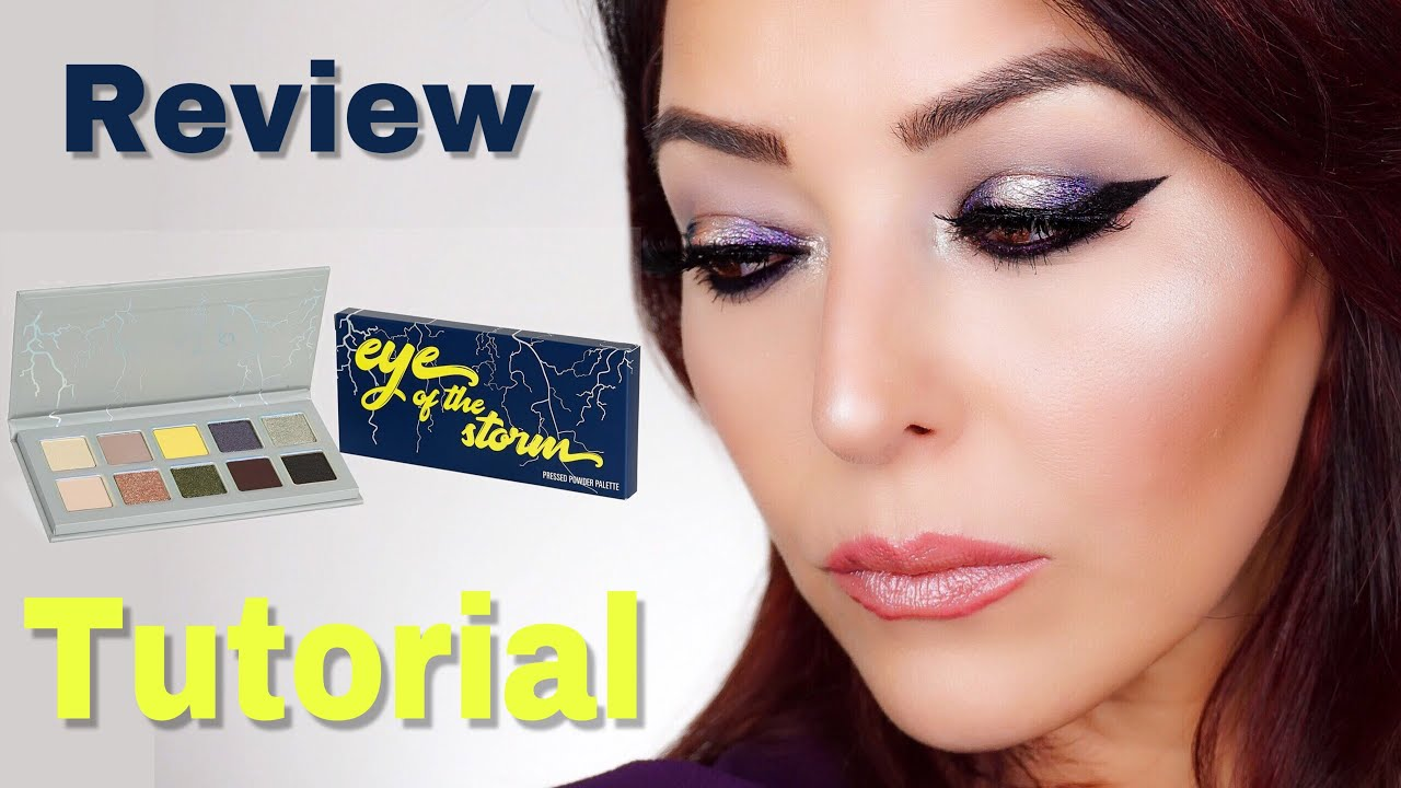 Eye Of The Storm Palette Kyshadow by Kylie Cosmetics #5