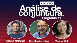 Políticas de enfrentamento à pandemia na Argentina e no Brasil
