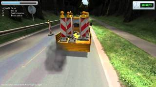 Road Construction Simulator Gameplay