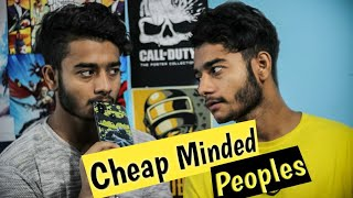Cheap Minded People's Be Like || Please Change Your Mind & Self || Your Rahul ||