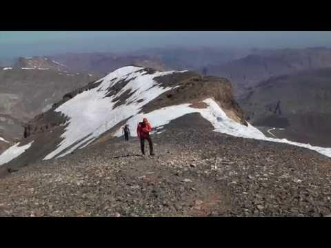 M'Goun Expedition - Atlas Mountains, Morocco