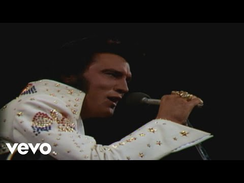 Elvis Presley - Burning Love (Viva Elvis) (Music Video)