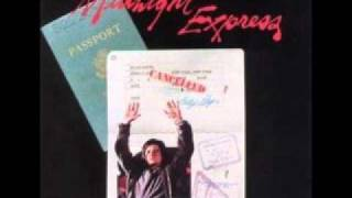 Giorgio Moroder - Midnight Express - 7. Cacophoney