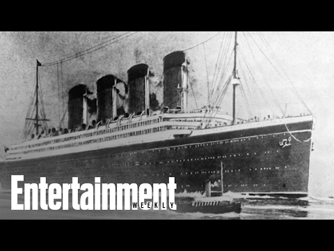 New Titanic Documentary Claims Ship Sank Due To Fire | News Flash | Entertainment Weekly