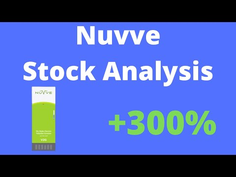 Nuvve Stock Analysis! NBAC Price Prediction for Best Microcap EV Stock