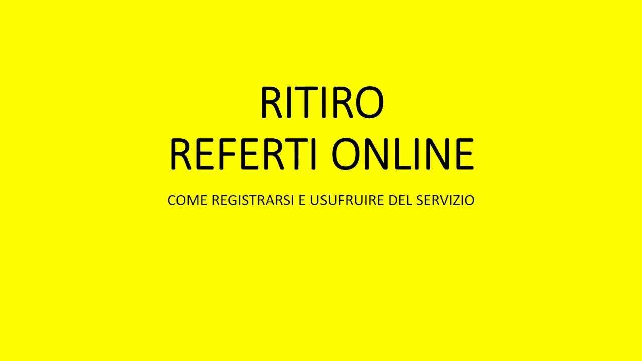 referti online ulss 2
