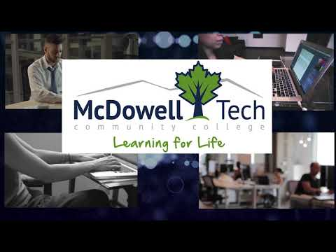 Cyber Crime Technology at McDowell Technical Community College