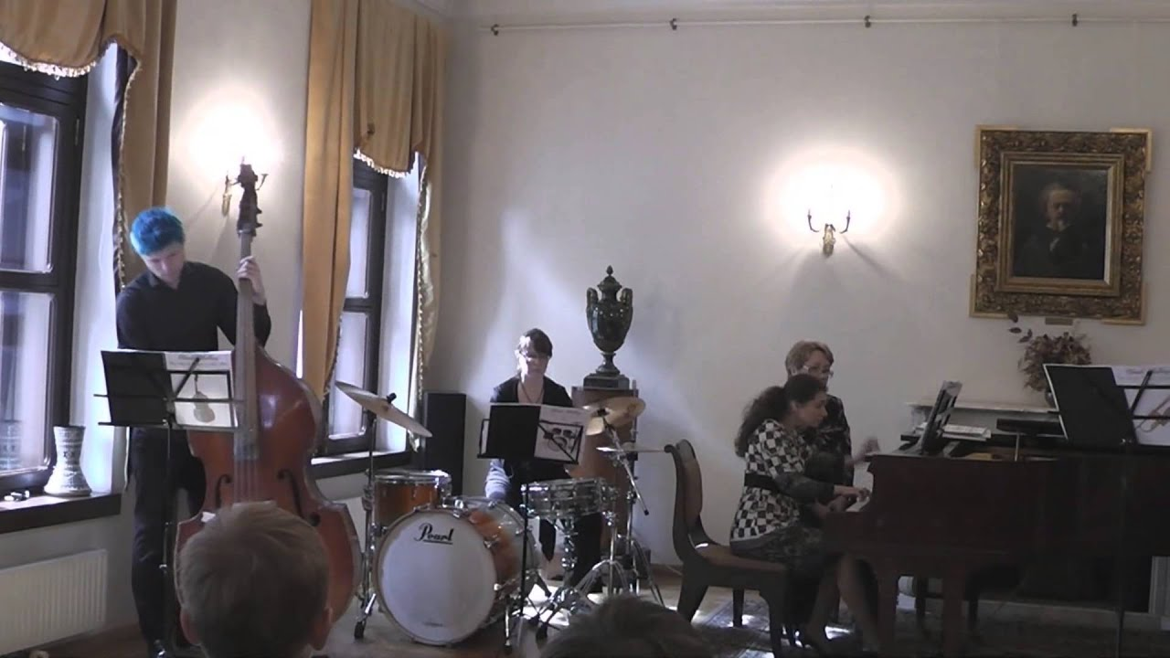 Claude Bolling Trumpet and Jazz Piano Toot Suite
