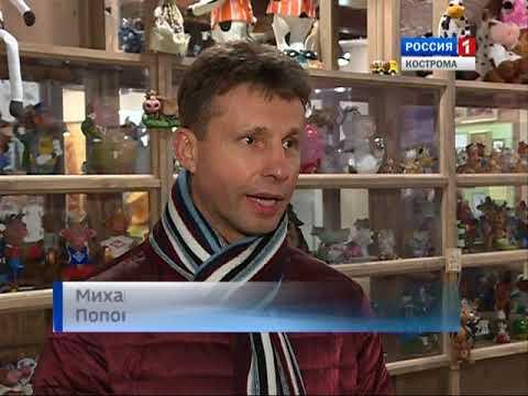 В центре Костромы открылся музей сыра