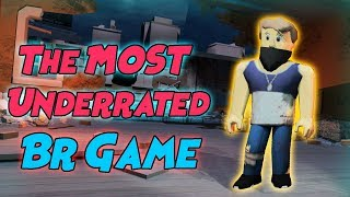 💥 ROBLOX: Most Underrated Battle Royale Game! 💥 | ALONE Battle Royale (Reupload)