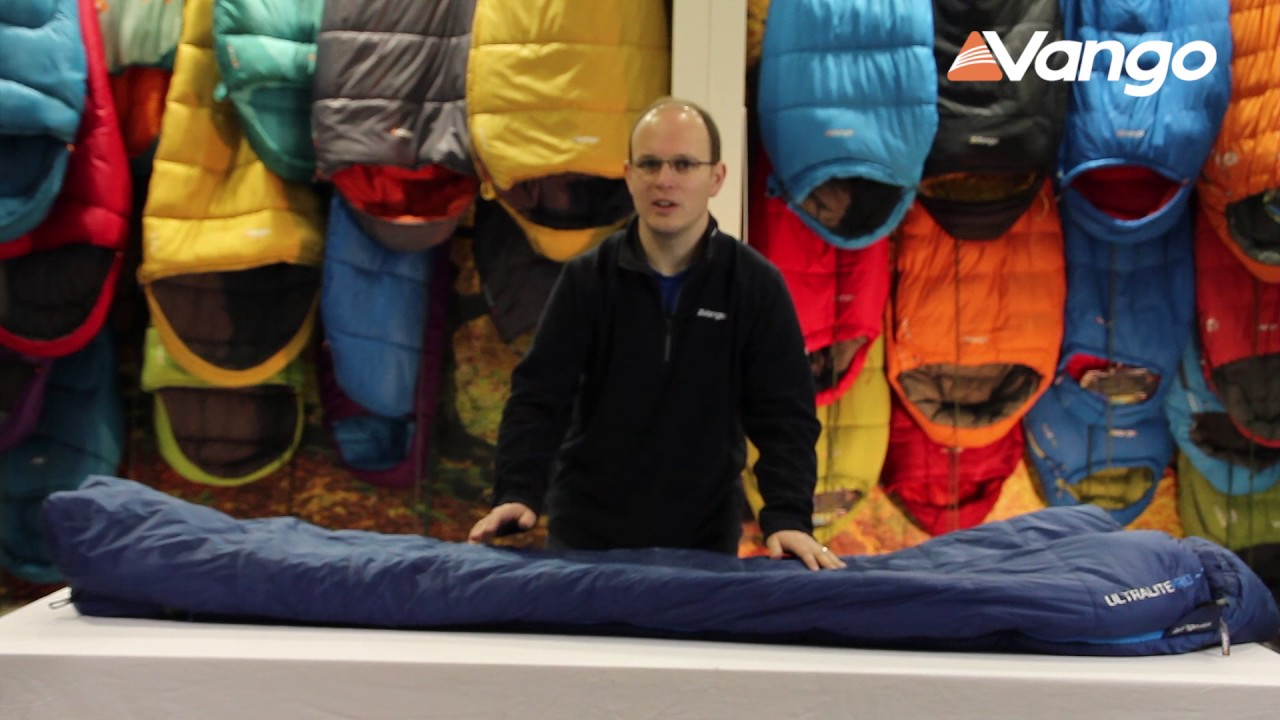Vango Ultralite Pro 200 Sleeping Bag Lightweight