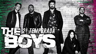 THE BOYS MAIS DEBOCHADA E MAIS INCRÍVEL?! | The Boys Crítica 2ª Temporada (Prime Video, 2020)